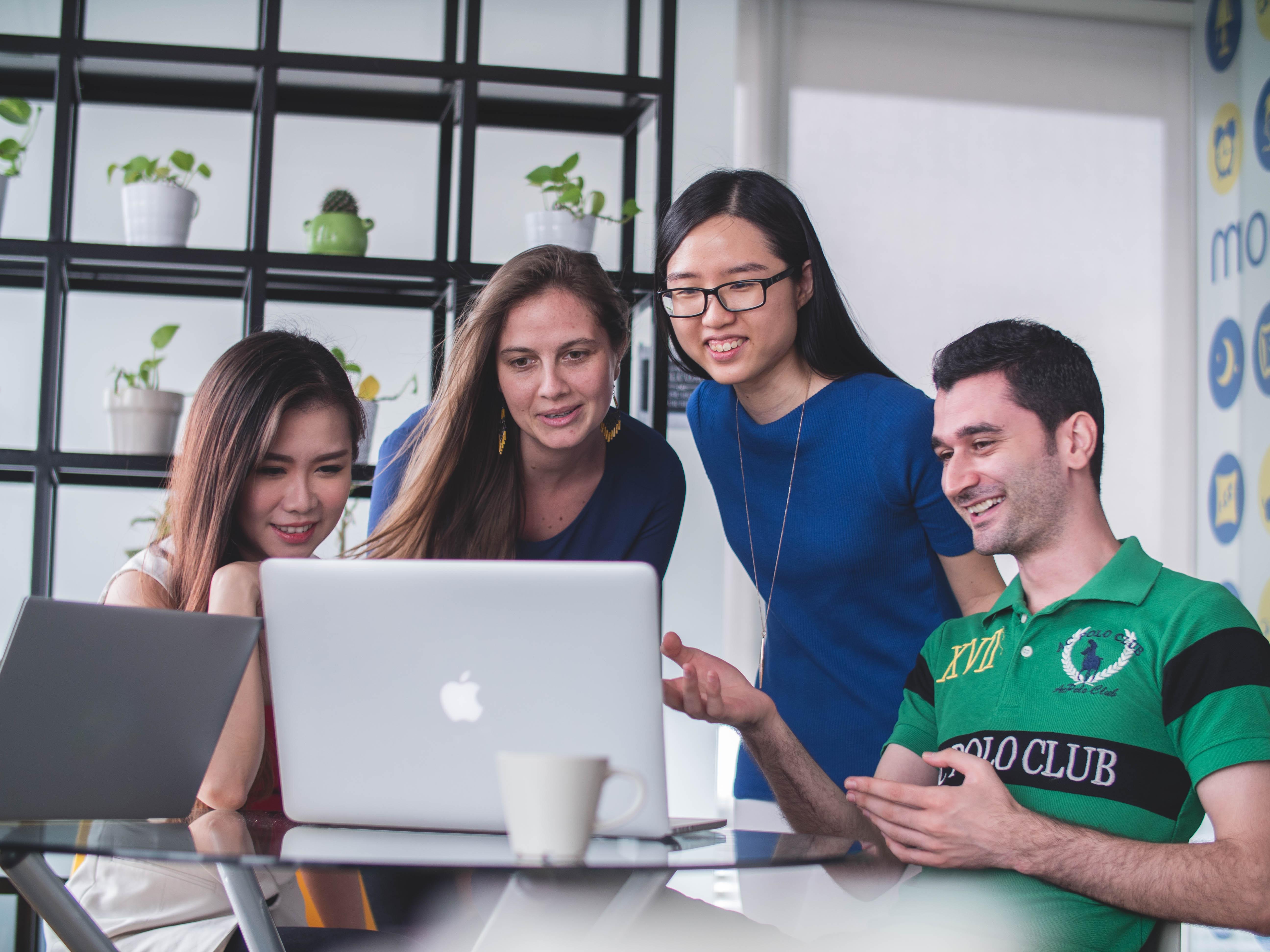 Internship at the School of Innovation